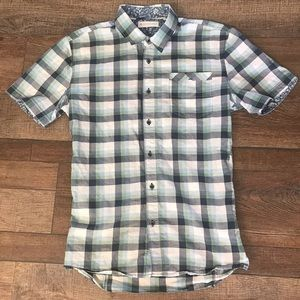 7 Diamonds men's button down shirt